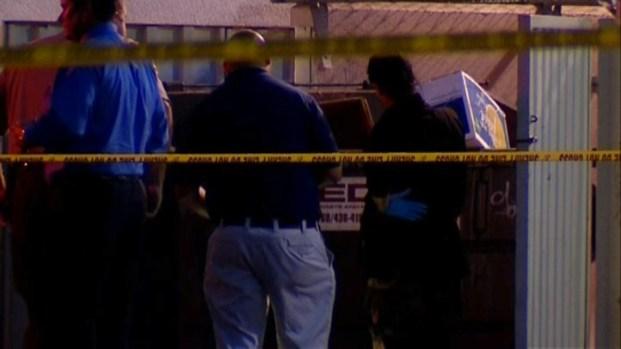 [DGO] Body Found Near Dumpster in Vista