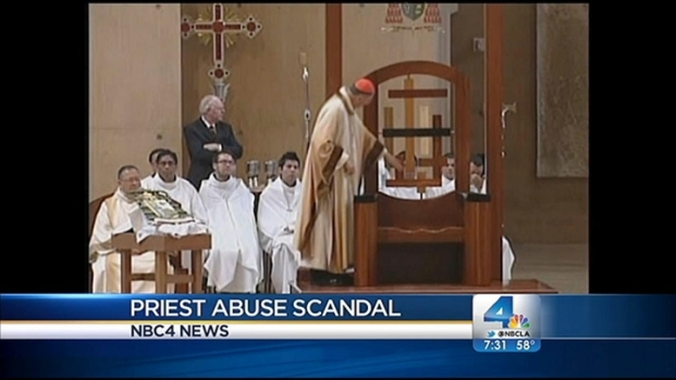 [LA] Catholic Parishioners Hear Words of Apology for Abuse by Priests