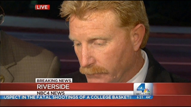 [LA] Riverside Officers Were Ambushed, Lt. Guy Toussaint Says