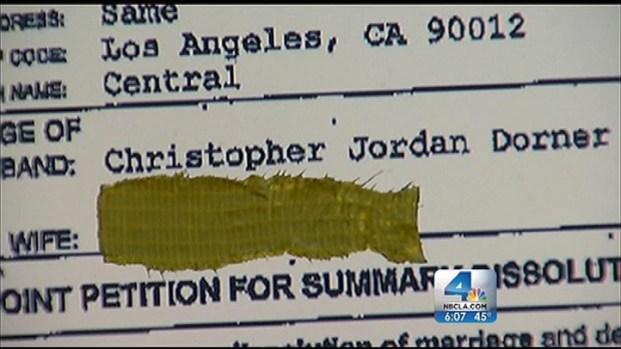 [LA] Dorner's Past Relationships Involved Marriage, Restraining Orders
