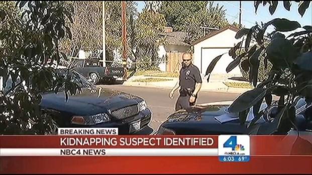 [LA] After Kidnap Suspect ID'd, Awareness Heightened in Northridge