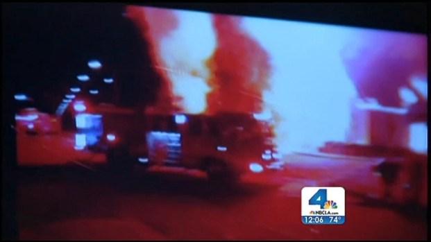 [LA] Fire Guts South Los Angeles Church