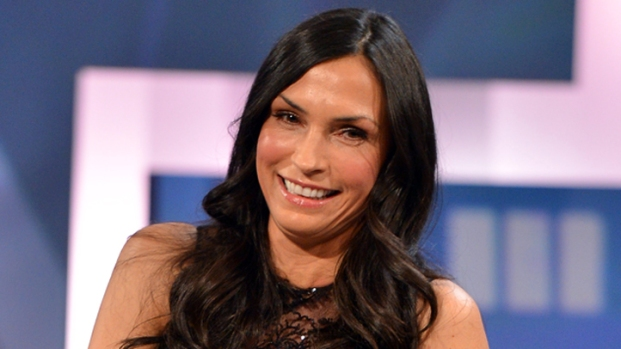 "[NATL] ""The Wolverine"" Actress Famke Janssen Calls Hugh Jackman ""Amazing"""