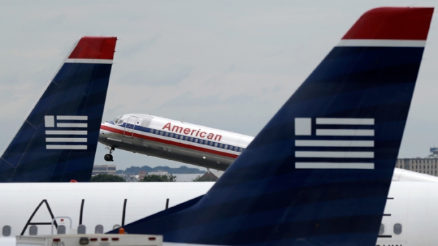 [DFW] DOJ Will Allow American-US Airways Merger