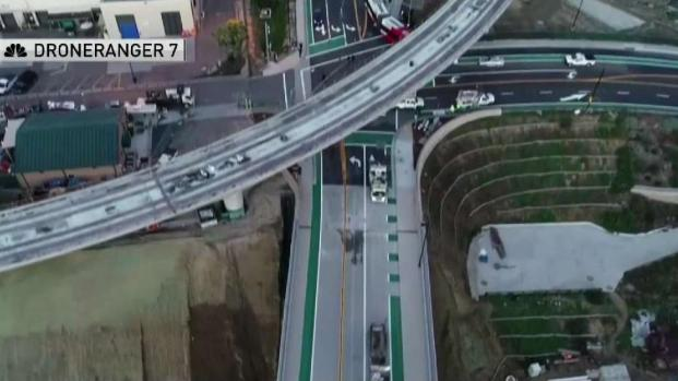 400-Foot Long Gilman Bridge Officially Opens