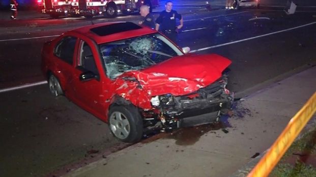 [DGO] Driver Runs Light, Collides With 2 Vehicles: Cops