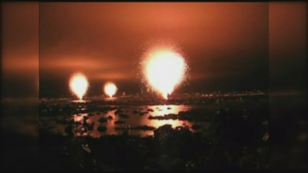 [DGO] Fireworks Shot Off Early in Bay