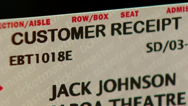 [DGO]Fake Concert Tickets Pop Up in San Diego
