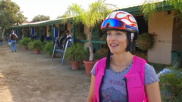 [DGO] Del Mar Jockey: Chantal Sutherland