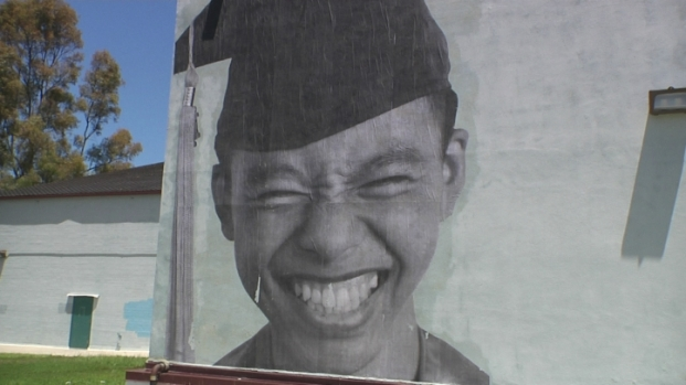 [DGO] Mural Inspires Students