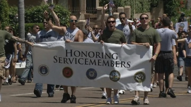 [DGO] Military Personnel Allowed to Wear Uniforms at Pride: DOD