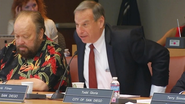 [DGO]Mayor Bob Filner Recall Efforts Increase
