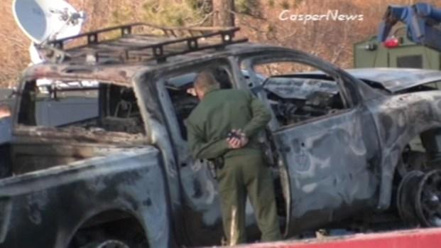 [DGO] Manhunt for Chris Dorner in Big Bear