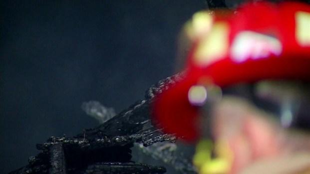 [DGO] La Jolla House Fire: Video