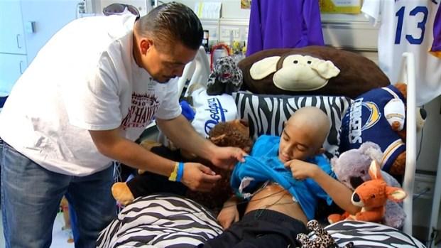 [DGO] Umbilical Cord Saves Boy With Rare Disease