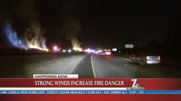 [DGO]Cal Fire Preps for Fire Danger Weekend