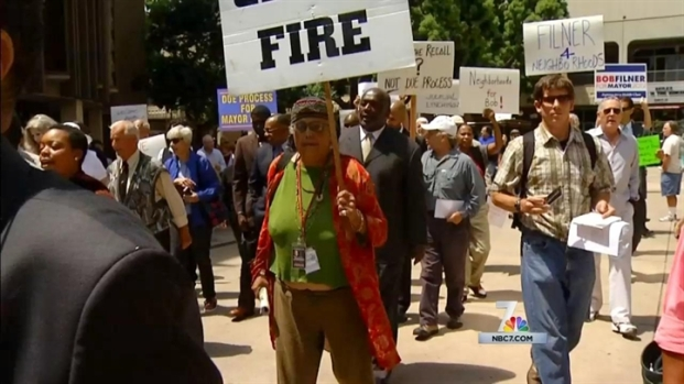 [DGO]Leaders React to Filner Guilty Plea