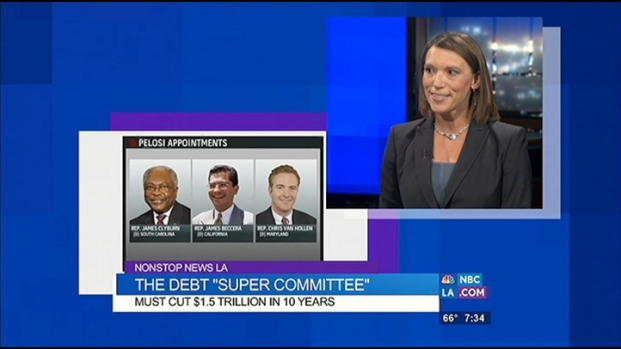[LA] Super Committe Picked to Solve Debt Crisis