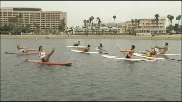 [LA] Yoga on the Ocean