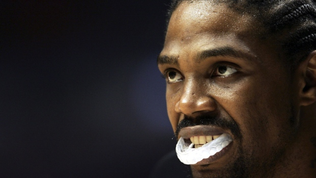 Udonis Haslem: The 'Heartbeat' of the Heat In Pictures