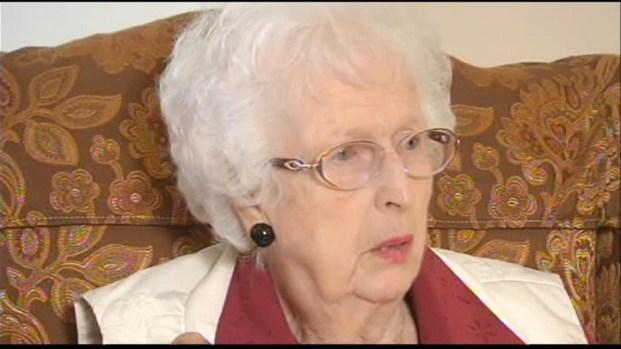 [LA] Raw Interview: Woman, 90, Describes Home Invasion