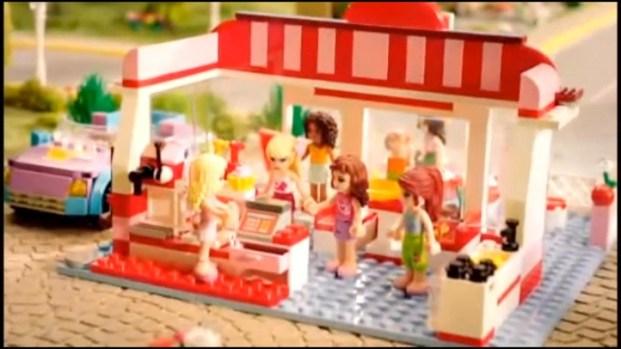 [LA] Lego Friends: Lego Toys for Girls