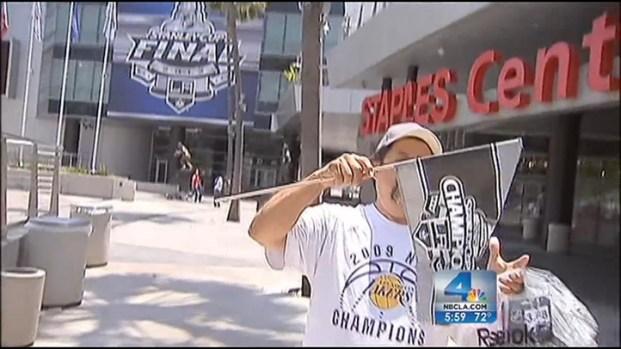 [LA] Police Warn Kings Fans About Fake Tickets