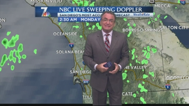 [DGO] Whitney Southwick's Monday Morning Forecast for Sept. 8, 2014