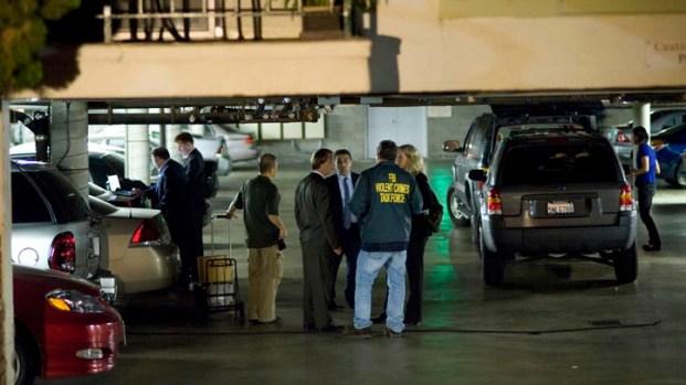 [LA] Raw Video: Bulger Arrest Scene