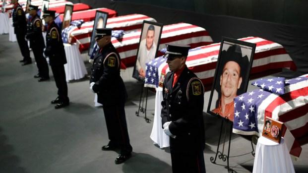 West Remembers Victims of Fertilizer Plant Fire