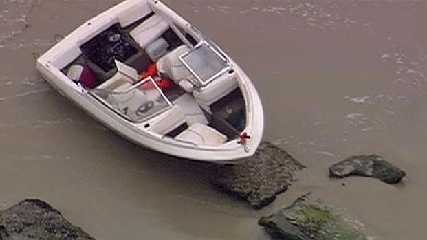 [DGO] Abandoned Boat in La Jolla