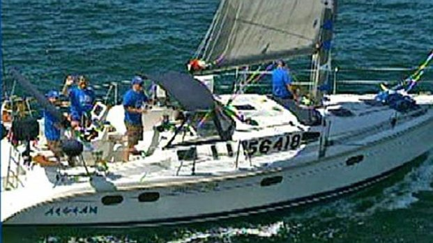 [DGO] Yacht Race Rescuer Describes Horrible Scene