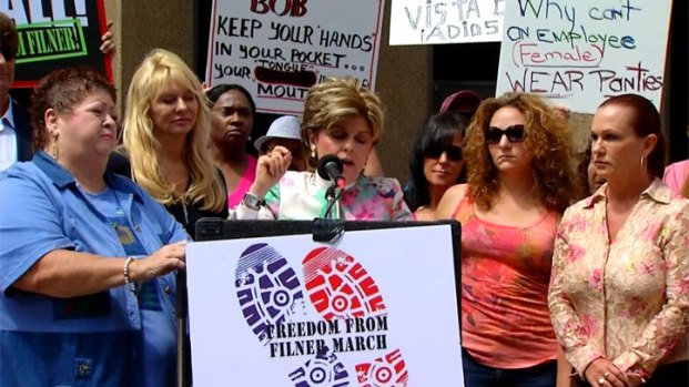 [DGO] Alleged Victims Attend Anti-Filner Rally