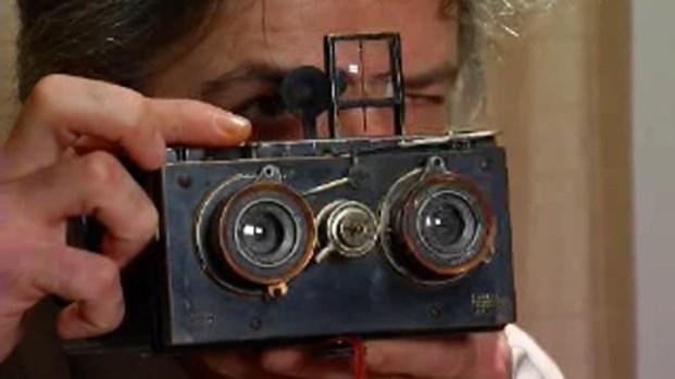 [DGO] 100-Year-Old Photos Found Inside Antique Camera