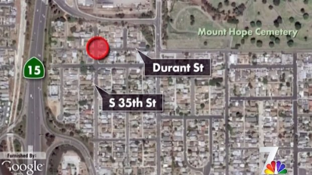 [DGO] Cops Investigate 2 Shootings in Same Area