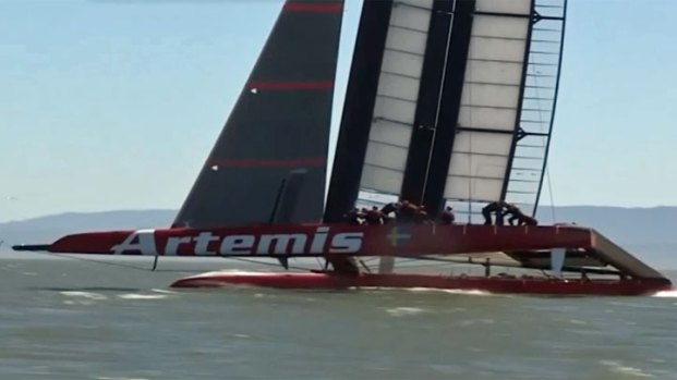 [DGO] New America's Cup: Like Race Cars on Water