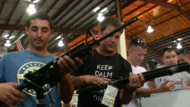 [DGO] New Bill Pushes to Ban Gun Shows at Del Mar Fairgrounds