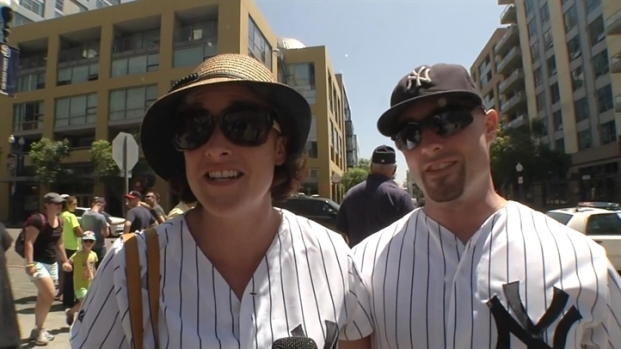[DGO] Yankees, Padres Fans Share Pain