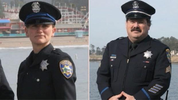 [BAY] Santa Cruz Officer Memorial Moved to San Jose