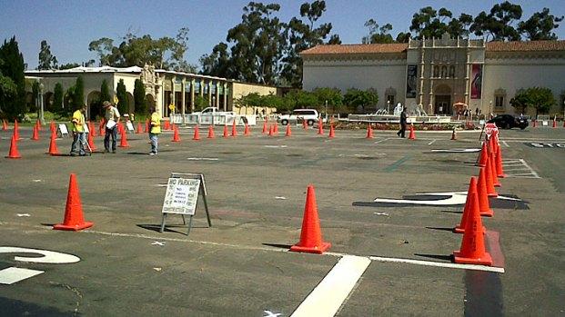 [DGO] Parking Lot Removed at Plaza de Panama