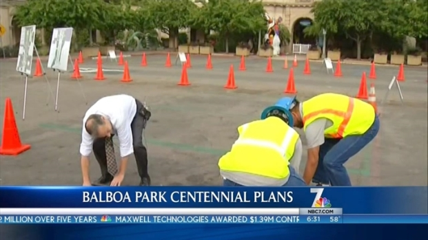 [DGO]Balboa Park Centennial Celebration Planning