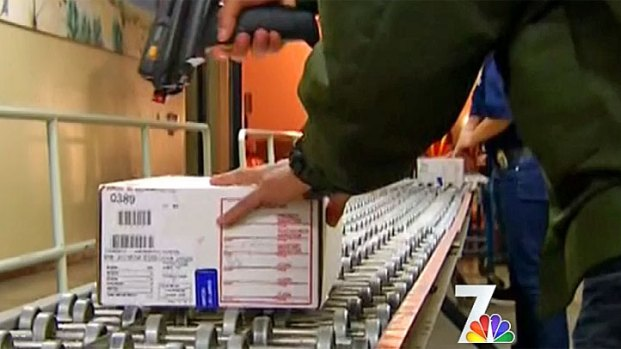 [DGO] Ballots Arrive to Registrar of Voters