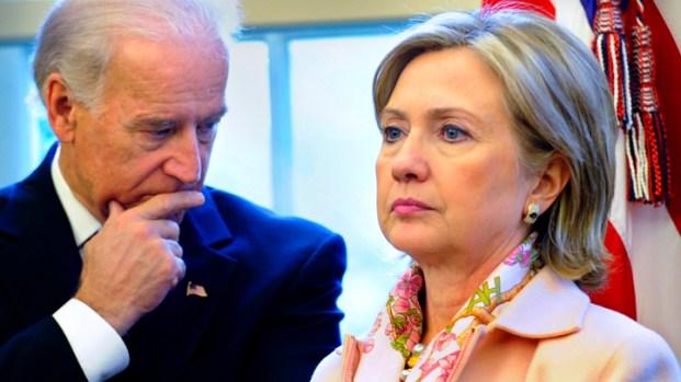 [NEWSC] Biden, Clinton: Friends or Rivals in 2016
