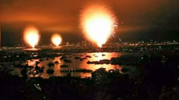Fireworks Shot Off Early in Bay - NBC 7 San Diego