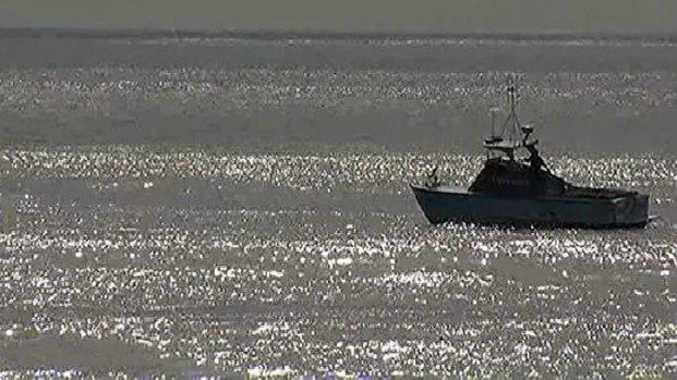 [DGO] Boat Overturns in La Jolla