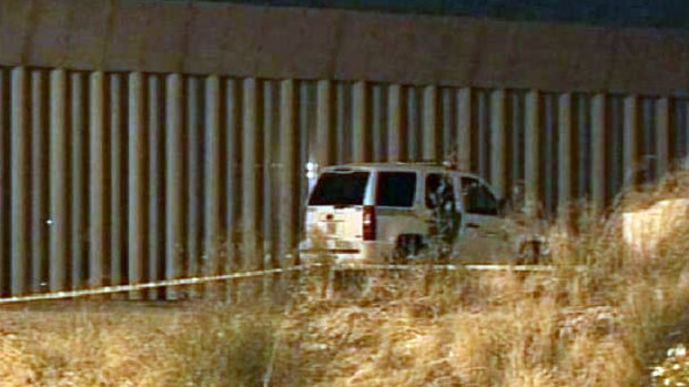 Agent Shoots, Kills Man at U.S-Mexico Border: Images