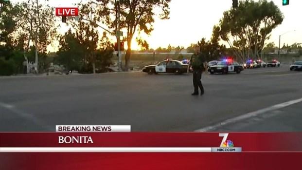 [DGO] Bonita Shooting Suspect Barricades Inside Apt.