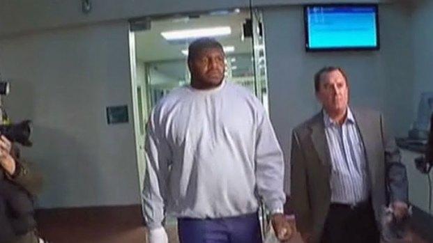 [DFW] Cowboys' Brent Indicted in Fatal Crash