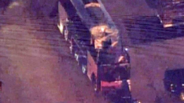 [DGO] Officials to Examine Tour Bus in Deadly Crash