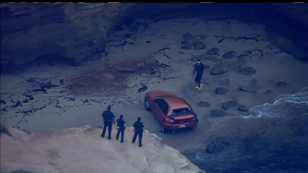 [DGO] Man Rescued After Car Drove Off Cliff